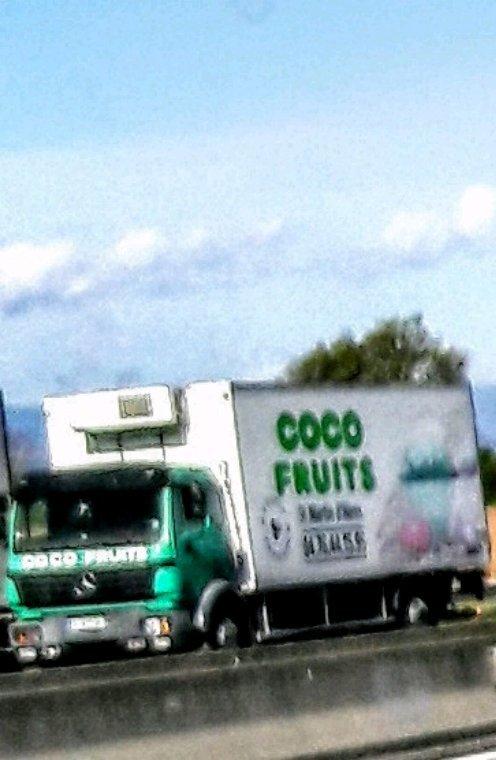 MERCOS COCO FRUITS!!