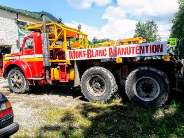 TBO MONT BLANC MANUTENTION!!