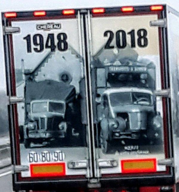 TRANSPORT BONNIN 70ANS!!