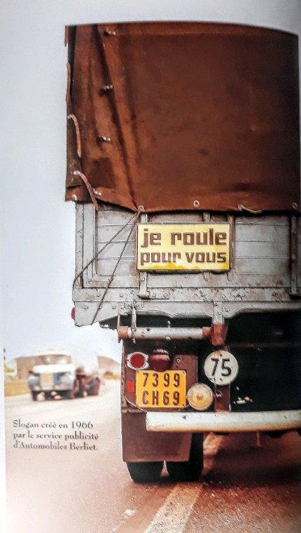 DEVISE DES TRANSPORTS ROUTIERS!!