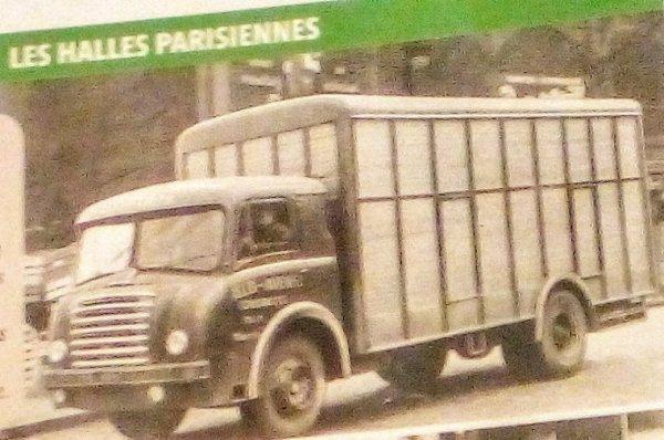 LES HALLES DE PARIS !!