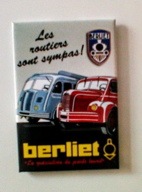 MAGNET BERLIET!!