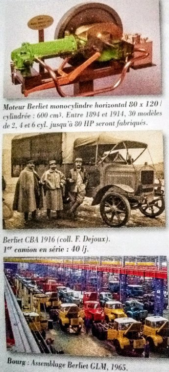 DE BERLIET À RENAULT 125 ANS!!