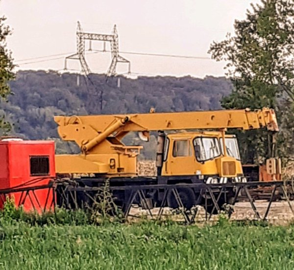 CAMION GRUE  GRIFFET !!