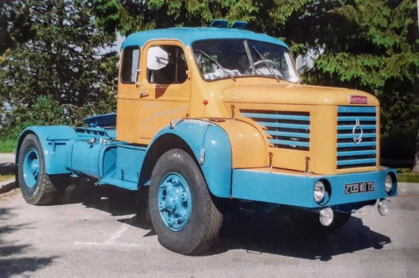 BERLIET TLM TRANSPORT MITHIEUX 73 RUMILLY !!