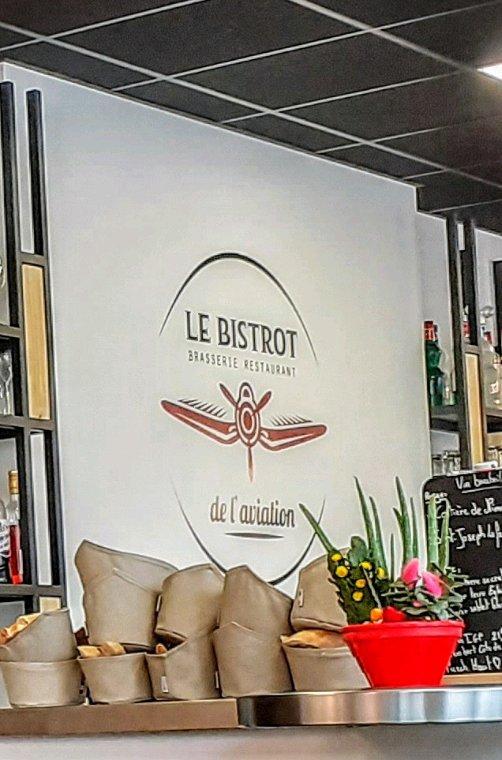 LE BISTROT DE L'AVIATION !!
