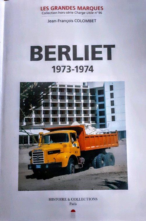 CHARGE UTILE HORS SÉRIE BERLIET !!