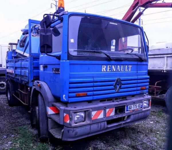 RENAULT G MANAGER EX EDF !!