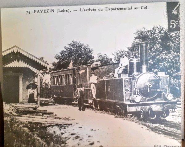 LE TRAIN À VAPEUR DU PILAT !!
