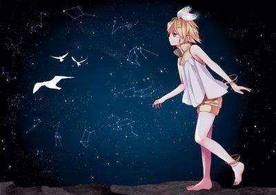 Clips des chansons de Rin et Len Kagamine...