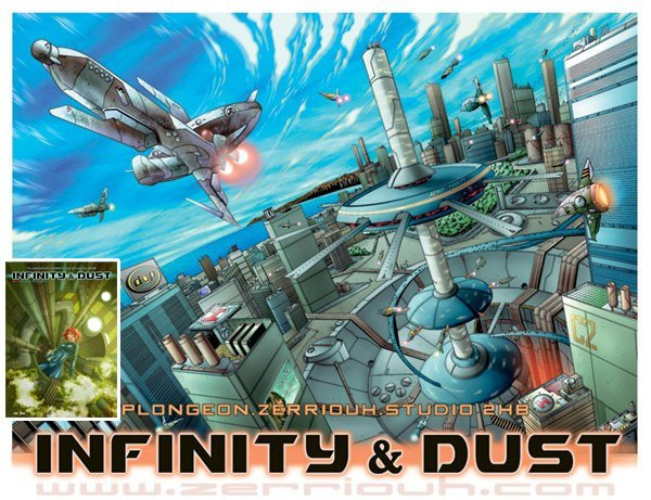 "BD "" Infinity & Dust ""!!!!!!!! ^_^"