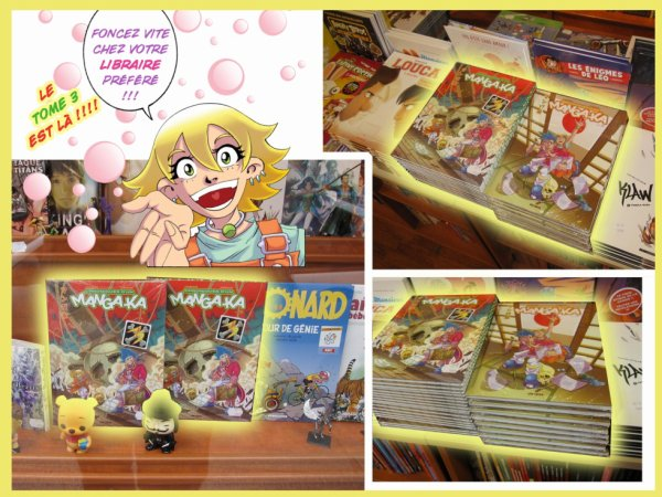 En librairie BD-Manga !!!!! ^^