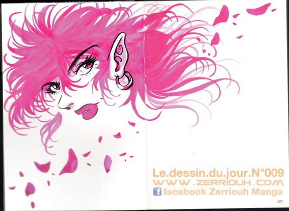 Elfe Rose dédicace !!!!!! ^_^