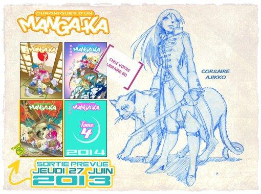 Mes Albums ! Chroniques d'un Manga-Ka ! ( Digi ) !!!! ^_^