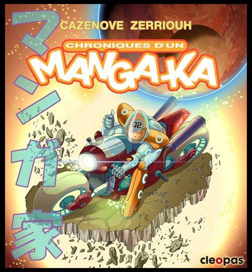 Chroniques d'un Manga-Ka ( MOTO ) !!!!!!!!!!!!! ^_^