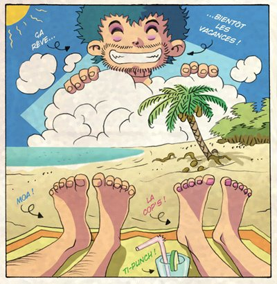 'Veux des vacances !!!!!!!!!! ^_^