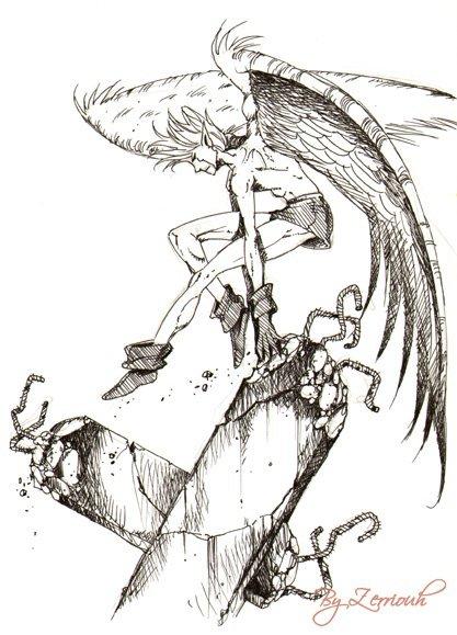 Zerriouh N°06 !!! ( Ange ) !!!! ^_^