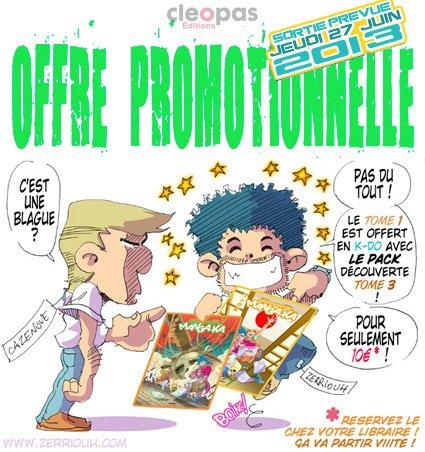 Chroniques d'un Manga-Ka  ( PROMO) !!!!!!! ^_^