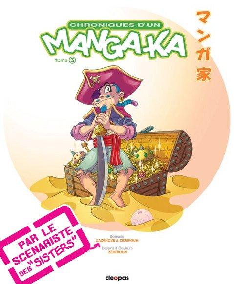 Chroniques d'un Manga-Ka T3 !!!!!!!!!! ^_^