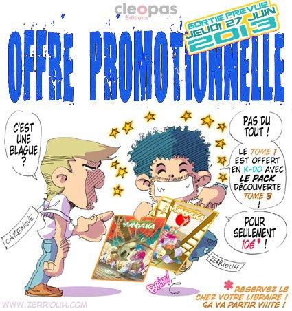 Chroniques d'un Manga-Ka  PROMO !!!!!!! ^_^