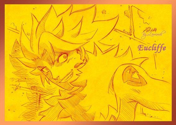 """Fairy Tail """"Eucliff"""" Rendez-vous Vendredi prochain pour un nouveau dessin !!!!!!)"""