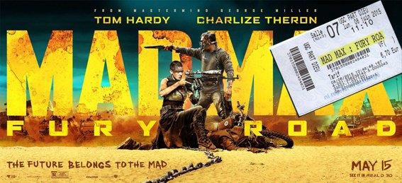 Mad Max....Super film !!!!!!!!!!! ^_^