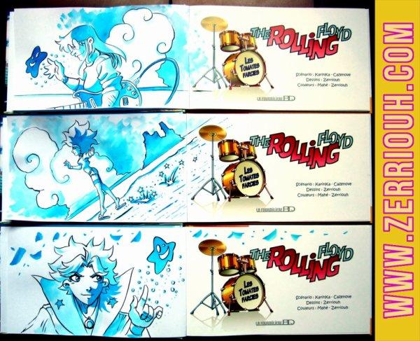 L- Dédicaces Préco en cours The Rolling Floyd !!!!!!! ^_^