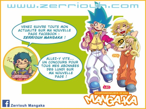 Page PRO Zerriouh MANGAKA, Jeu concours en cours !!!!!! ^_^