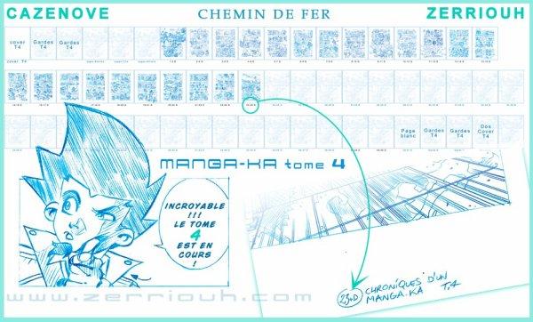 Album Mangaka Zerriouh Cazenove en cours !!!!!! ^_^
