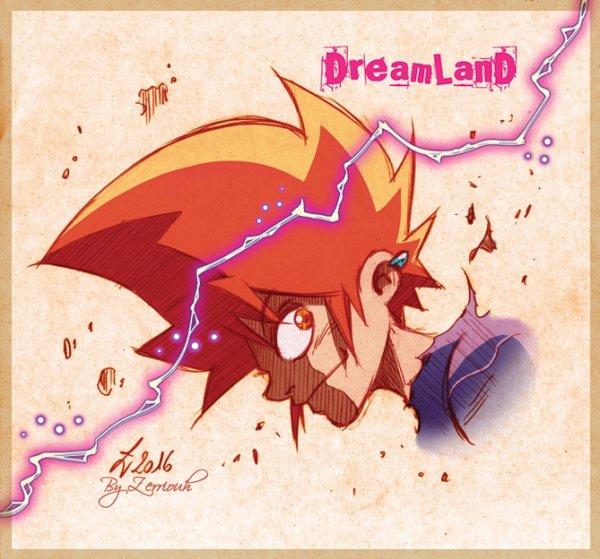 Croquis DreamLanD !!!!!!! ^_^