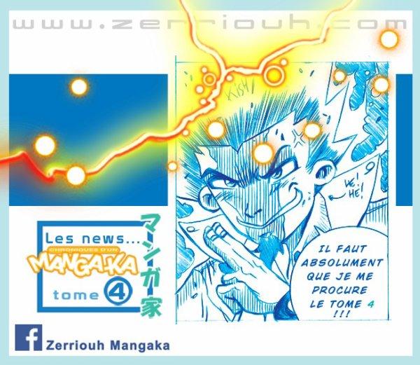 Chroniques d'un Manga-Ka ! en cours !!!!!!! ^_^