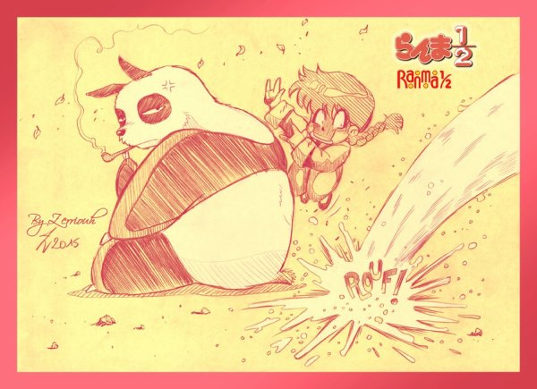RANMA 1/2 ^_^ !!!!!!!!!