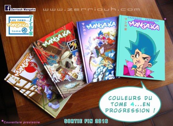 Chroniques d'un Mangaka 4 Colo en cours !!!!! ^_^