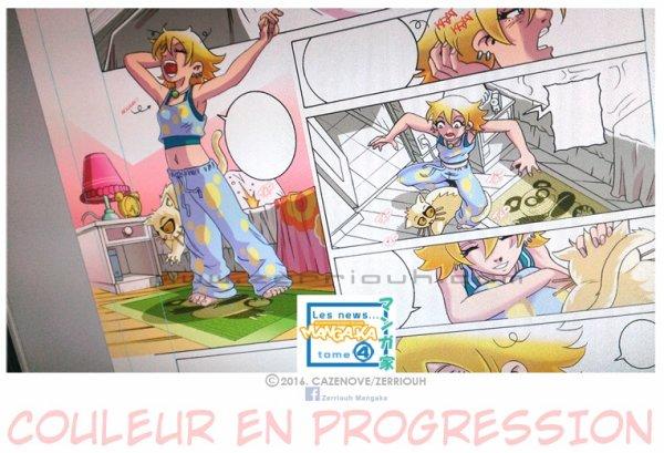 Chroniques d'un Mangaka 4 Réveil Dimanche matin !!!! ;)
