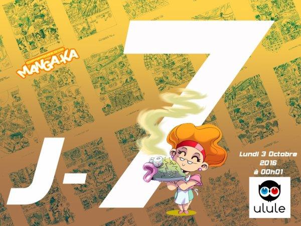 J -7 jours Chroniques d'un Manga_ka Tome 4 !!! ^_^