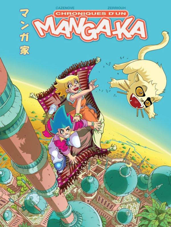 Couverture Chroniques d'un manga-Ka 4 !!!!!! ^_^