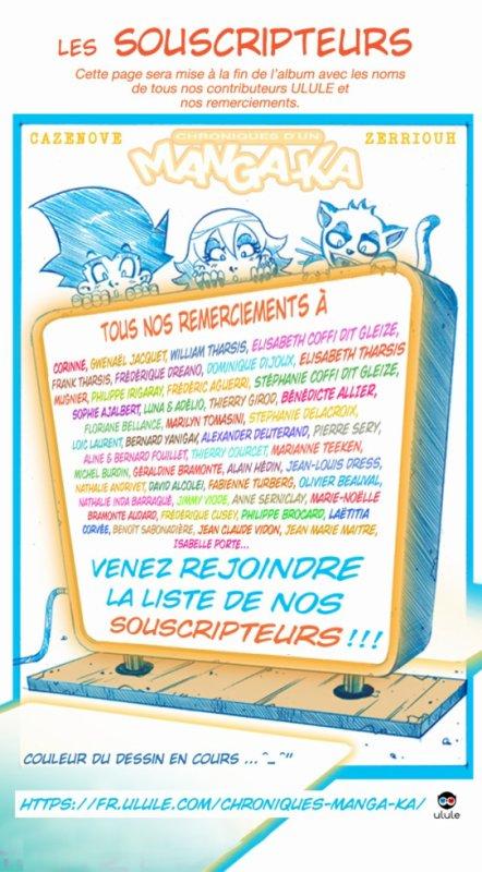Venez nous rejoindre dans l'aventure Mangaka !!!!! ^_^