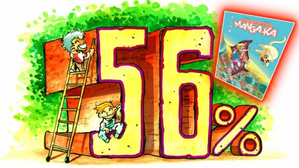 Chroniques d'un Manga-Ka 4... 56%  !!;)