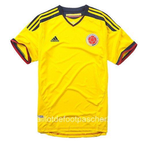 maillot colombie domicile pas cher 2014 - maillotsfoot s blog c8e71369e09