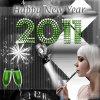 bonne année a tous mes amis amies