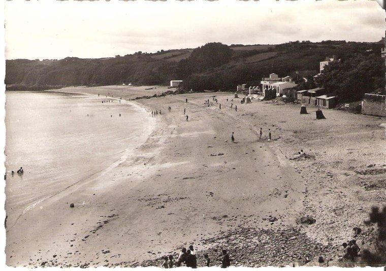 Nostalgie, pour Fifi ( petit bout de Bretagne)