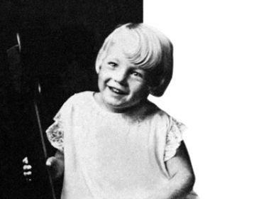 Marilyn enfant.