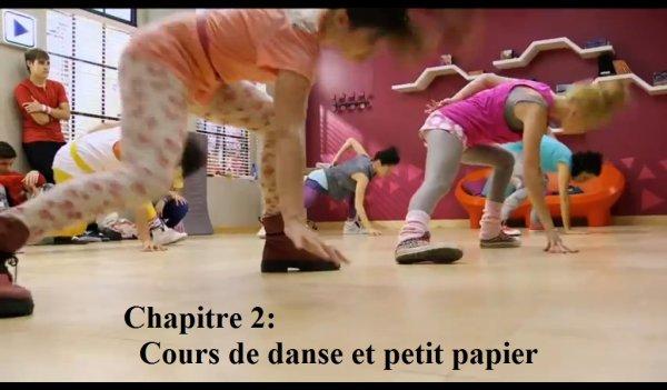 Chapitre 2 : Cours de danse et petit papier