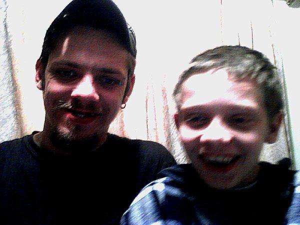 moi les 2 frèr a mon homme et mon fils
