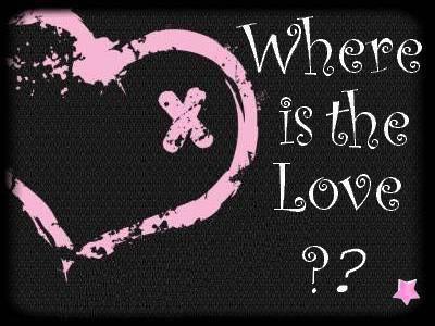 l'amour dans les ténèbres