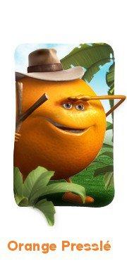 La Blague D'Orange Presslé  ! ;D