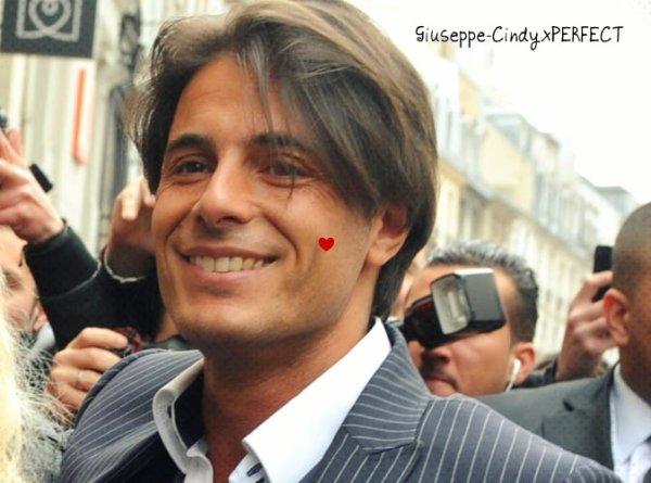 """• •  Giuseppe : """"je suis sincèrement désolé pour FX"""" • •"""