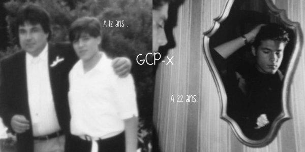 • • - Voici notre Giuseppe à l'âge de 12 ans et à l'âge de 22 ans.Toujours aussi beau.Petite préfférence pour la photo n°2.Vous en penssez quoi? Et vous ? • •