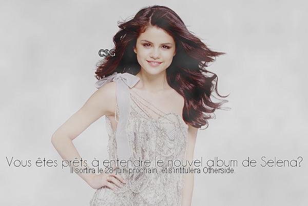 Nouveau CD pour Selena + GHT qui continu!