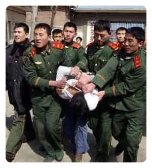 Droits de l'homme : la Chine loin du podium... / partie 1